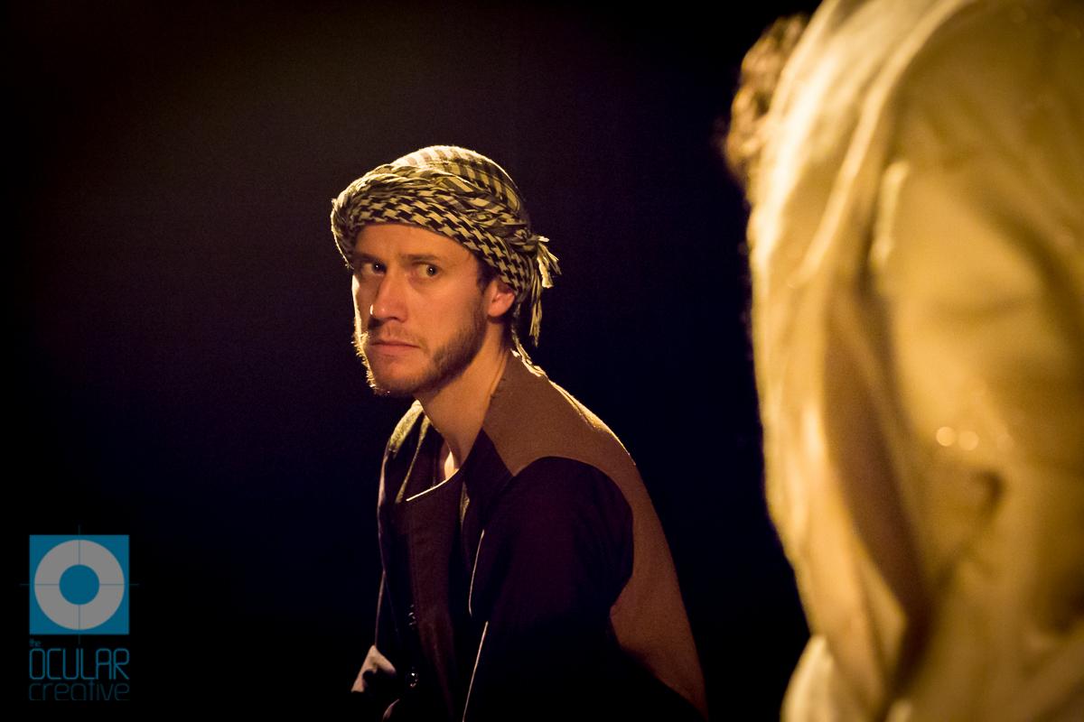 Adam Elliott as Judas