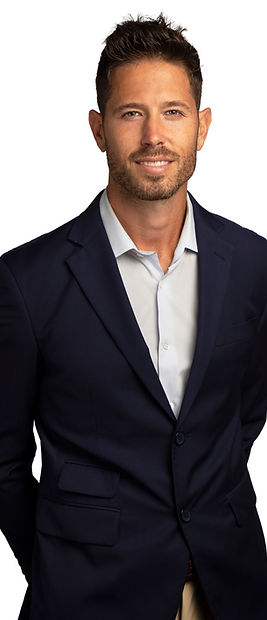 Advertising Business Portrait - Cutout on white background