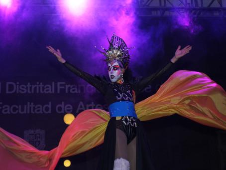 El drag se toma la Facultad de Artes ASAB con La Noche y las Luciérnagas III