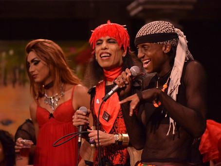"""""""El voguing es primero para las personas trans y negras"""" SkyShaker de House of LaBeija en Bogotá"""