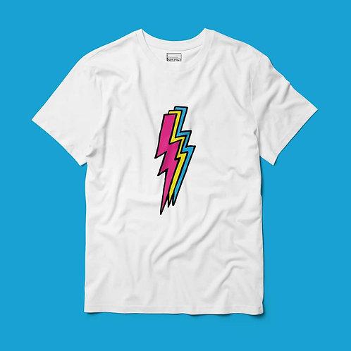 Camiseta Rayo Pansexual Centro
