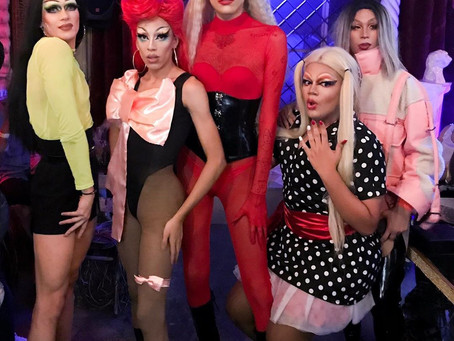 """No existen discotecas, solo existimos las hijuep*tas travestis"": TeleTravesti en Profundalila"