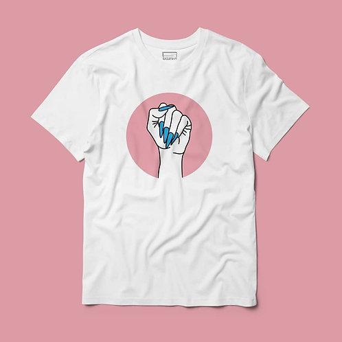 Camiseta Puño Trans Centro