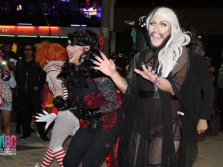 El transformismo también se disfruta en familia: Halloween con GAADEJO