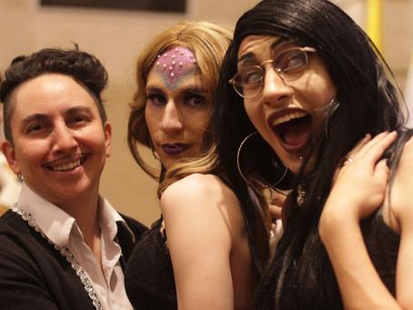 Lanzamiento de página web ABC del Arte Drag & Transformista