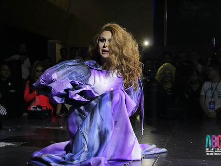 Trinity de Tuck, the body, estuvo aquí en Colombia y nos habló sobre la importancia del drag local