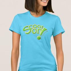 McScoot's Womans T-Shirt