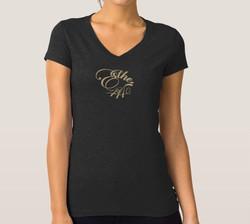 Esther 4:14 Ladies V-Neck T-Shirt