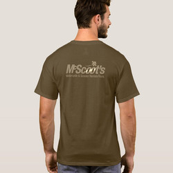 McScoot's Mens T-Shirt