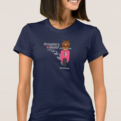 McScoot's Women's T-Shirt