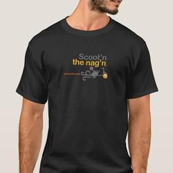 McScoot's Mens T-Shirt