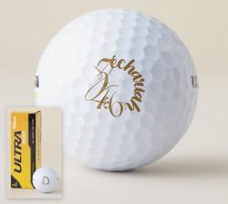 Zechariah 4:6 Golf Balls