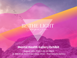 Mental Health Gallery Exhibit