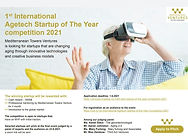 1st International Start Up Of The Year Competition 2021