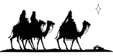 siluetas de RR.MM.