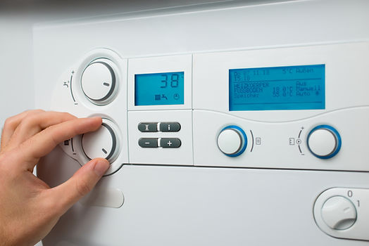 Heating boiler Buckie