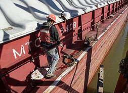 SMS054 - Barge Safety - Seguridad Relacionada con Barcazas