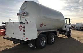 SMS106 - Propane Delivery - Transporte para entregas de propano