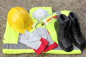 SMS116 - PPE Hand and Body Protection - EPP Protección para las manos y el cuerpo