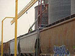 SMS044 - Railcar Fall Protection - Protección Contra Caídas Desde Vagones Ferroviarios