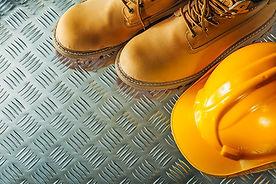SMS115 - PPE Head and Foot Protection - EPP Protección para la cabeza y los pies