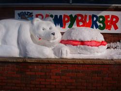 snowbear with burger_edited