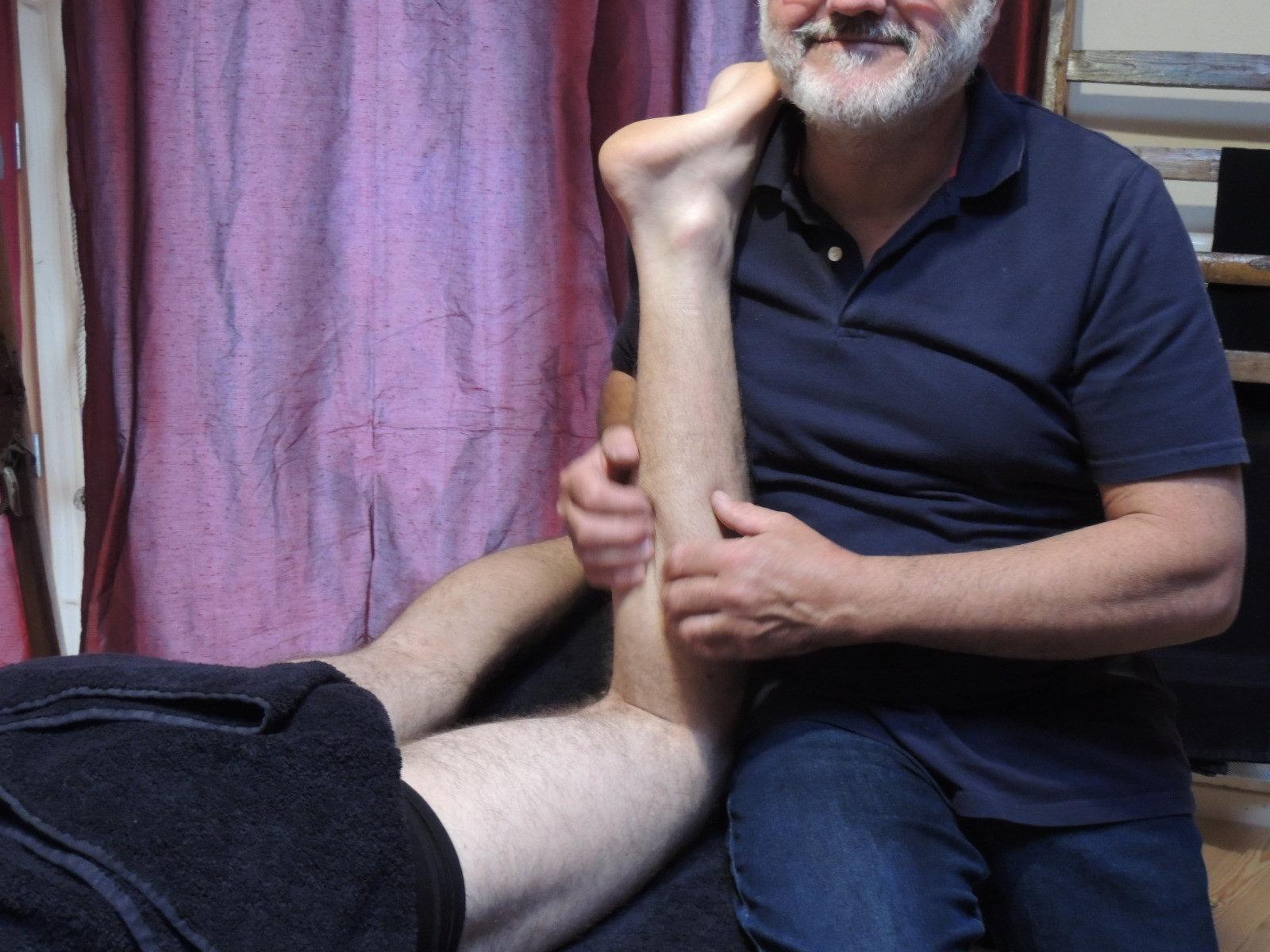 Massage détente ou après le sport 1h