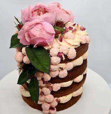 Nougat Cake (Gluten-Free)
