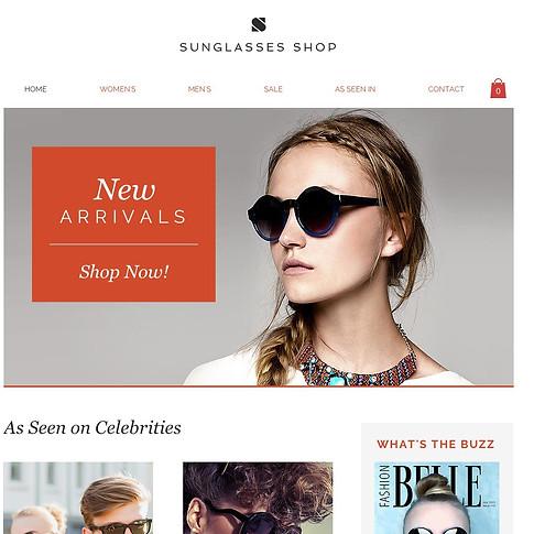The Sunglasses Shop