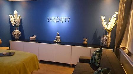 Serenity Retreat, Folkestone, Treatment Room