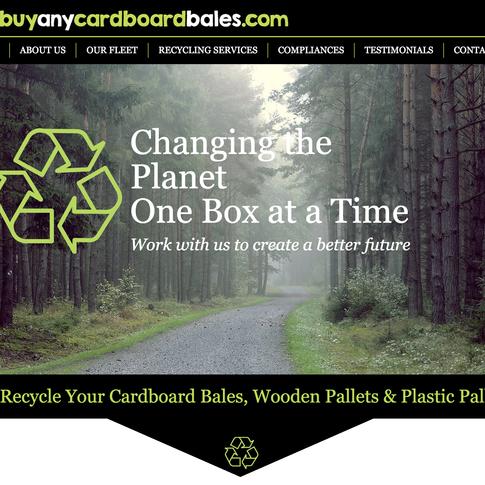 webuyanycardboardbales.com
