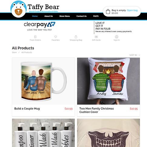 Taffy Bear Ltd
