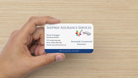 Shepway Insurance - Back