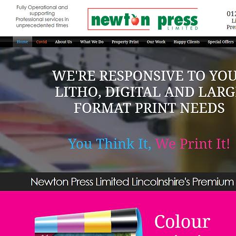 Newton Press Printers