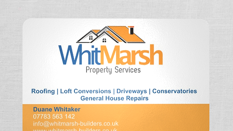 Whitmarsh Property Services - Back