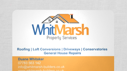 Whitmarsh Property Services - Back