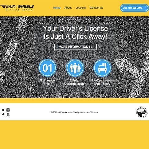 Easy Wheels Driving School