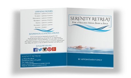 Serenity Retreat - Front