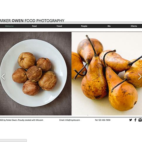 Parker Owen Food Photography