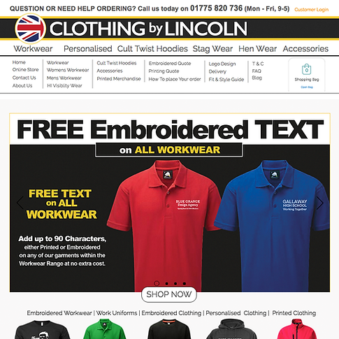 Clothing By Lincoln