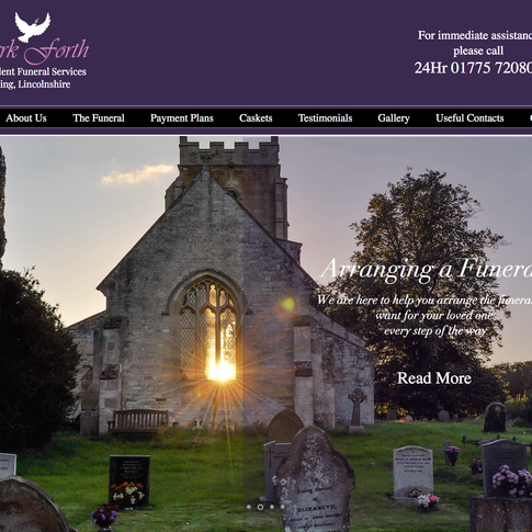 Mark Forth Funeral Services