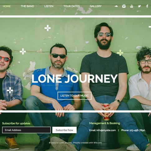 Lone Journey