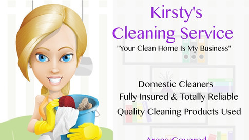 Kirsty's Cleaning Services