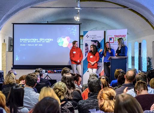Innovation Station - Diversiteit in de zorg