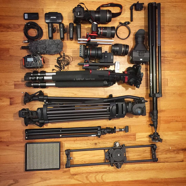 camera equipment and tools like this is why freelancers charge more