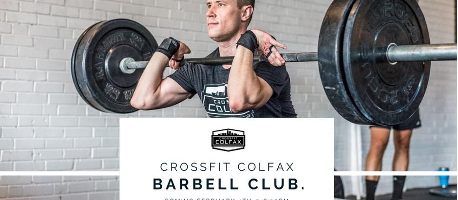 COLFAX BARBELL CLUB