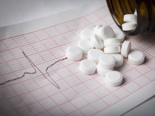 Dosis de aspirina en enfermedad cardiovascular