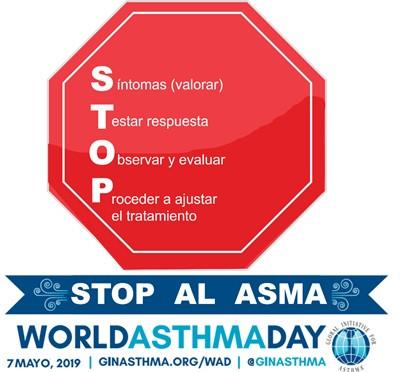 7 de mayo, Día Mundial del Asma