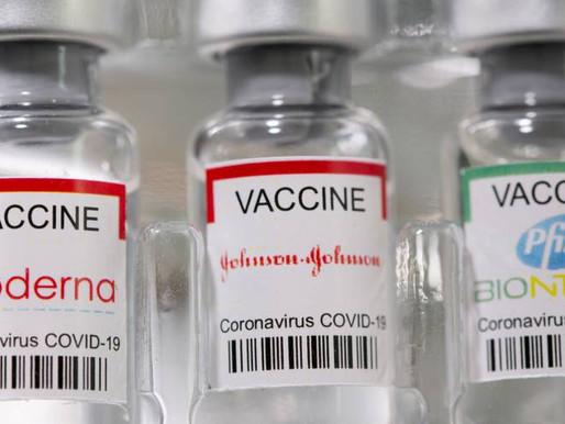 Tercera dosis de la vacuna contra la COVID-19 como refuerzo