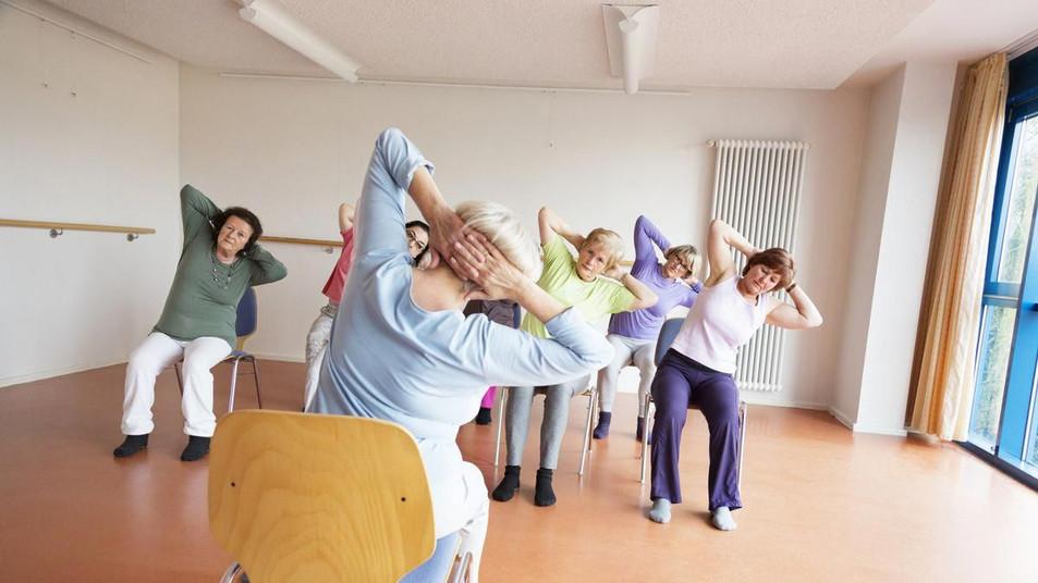 Actividades de la vida diaria y demencia senil